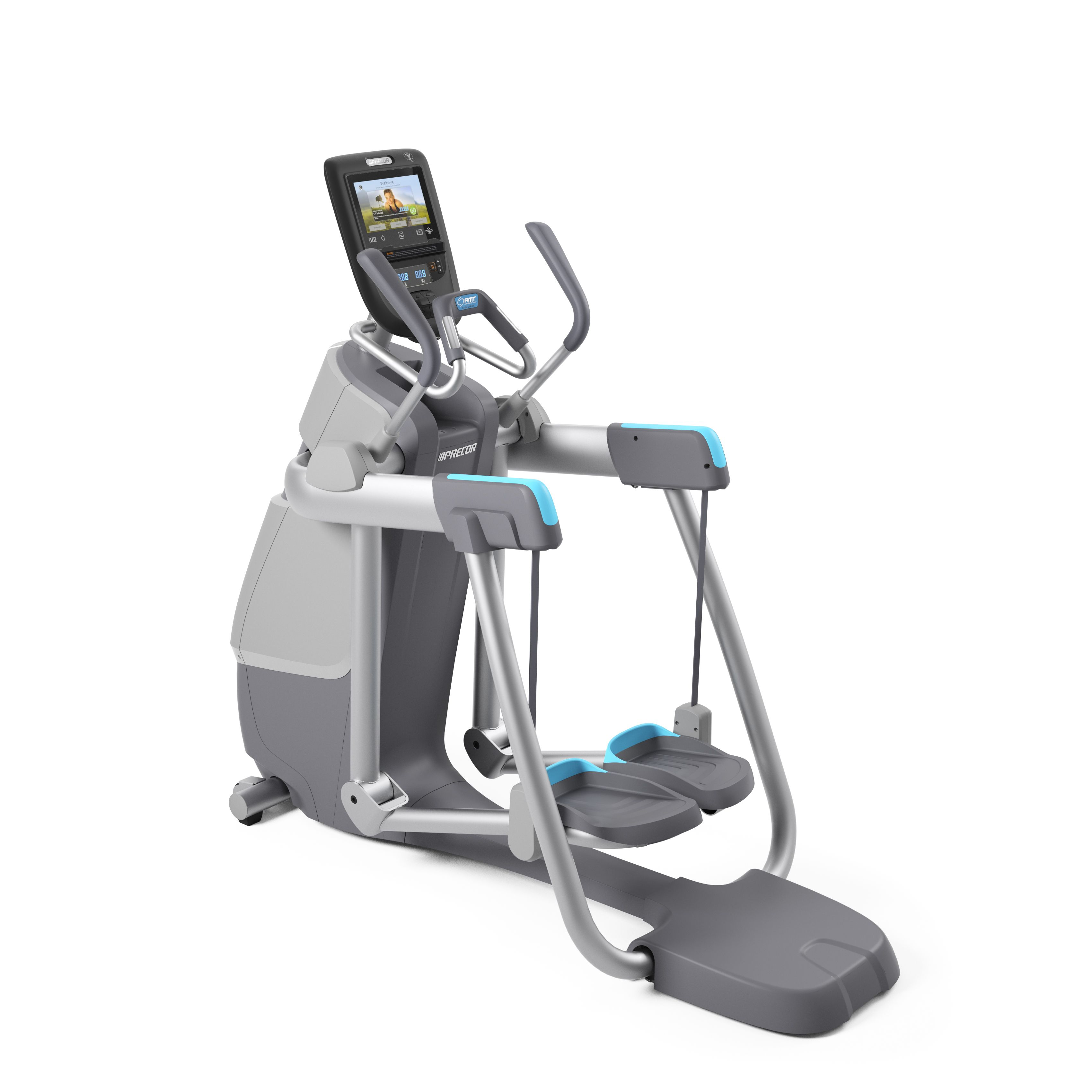 AMT865 ADAPTIVE MOTION TRAINER® CON OPEN STRIDE™