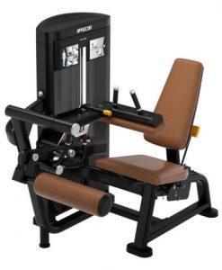 Flexión de piernas sentado