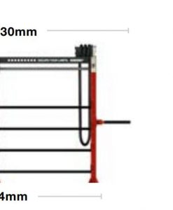 HIT HUB - Double Sided, Two Bay (1)