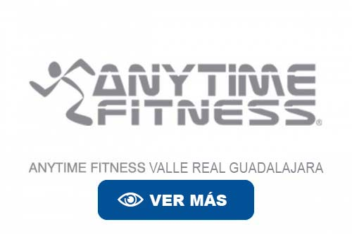 ANYTIME FITNESS VALLE REAL GUADALAJARA