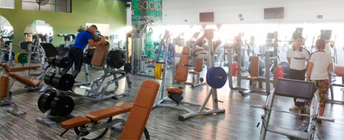 Capital Fitness Manzanillo (18)