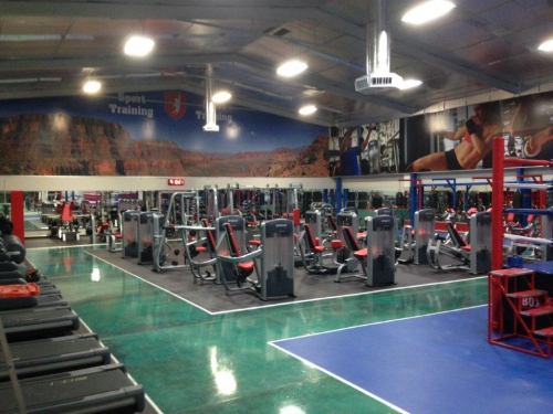 Sport training (2)